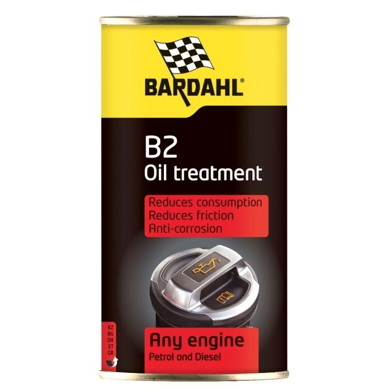 Tratamiento Aceite Bardahl B2 (Oil Treament)