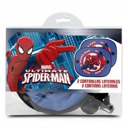 Cortinillas Parasol Spiderman 44x36