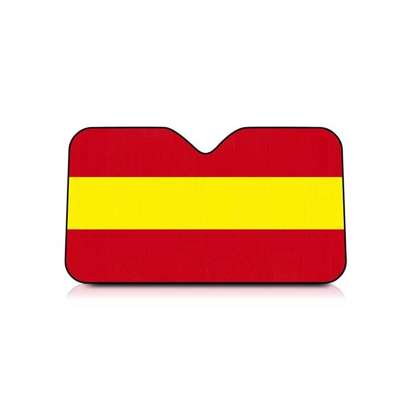 Parasol Mediano Bandera España 130x70cm