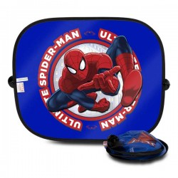 Cortinillas Parasol Spiderman 44x36