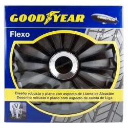 Tapacubos GY Flexo 40 Negro 14