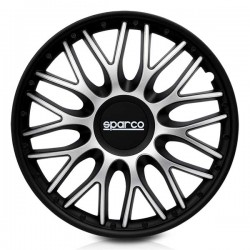 Tapacubos Sparco Roma Bicolor 14""