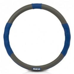 Funda Volante Sparco Gris/Azul