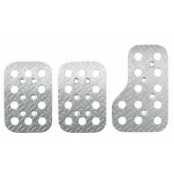 Pedales Sparco Aluminio 3PCS