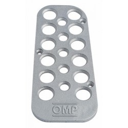 Reposapié OMP Aluminio Piloto OA/1867