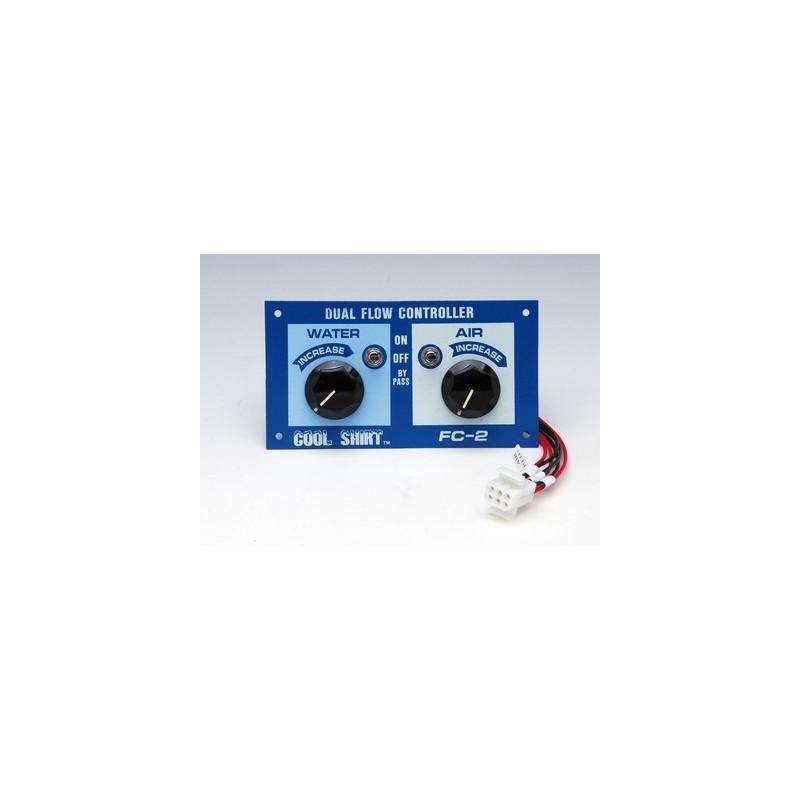 Controlador Flujo Dual Sistema Refrigeración OMP