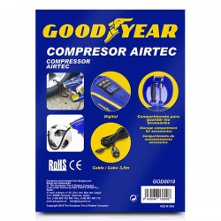Compresor Aire Goodyear