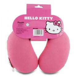 almohadilla cervical hello kitty