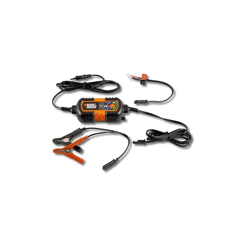 Cargador Baterías Black and Decker 6-12v
