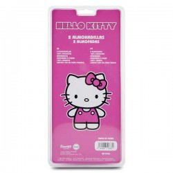 Almohadilla Hello Kitty Negra