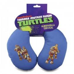 Cojin cervical Tortugas Ninja