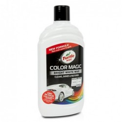 Turtle Wax Color Magic Blanco 500 ml