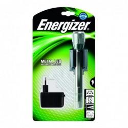 Linterna Energizer Profesional Recargable FL Metal Light Cree