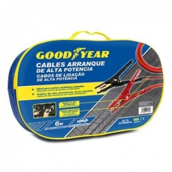 Cables Arranque GoodYear 600Amp/22mm 6 m