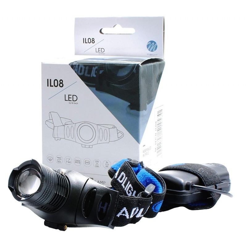 Linterna LED Osram IL08