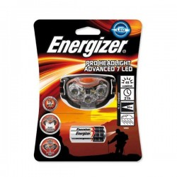 Linterna Energizer FL Headlight Vision HD 3AAA HDC32