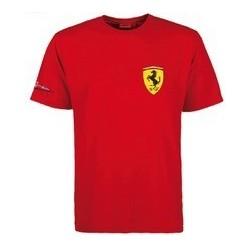 Camiseta Niño Ferrari FA Firma