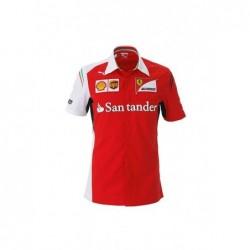 Camiseta Réplica Scudería Ferrari F1 2014