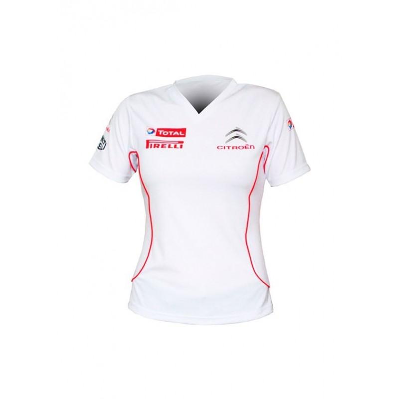 Camiseta Mujer Citroën Racing