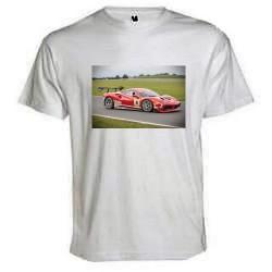 Camiseta blanca personalizada modelo Dogo