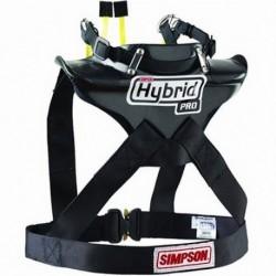 Hans Hybrid Pro Lite Simpson Ajustable Anclaje Rápido Hombre