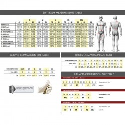 Guía OMP de tallas