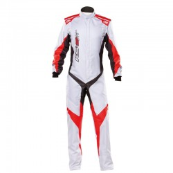 Mono Kart KS-2 Art OMP blanco