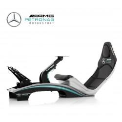 Playseat F1 Pro – Mercedes AMG Petronas Motorsport Puesto Simulador