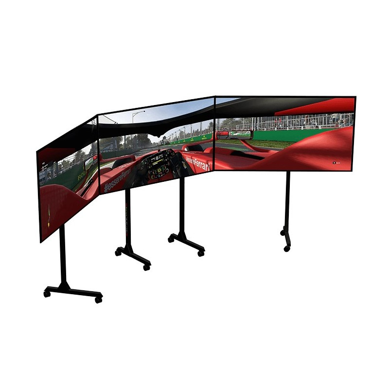 Soporte 3 Monitores Stand 24-85 - Next Level Racing