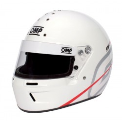 Casco OMP GP-R Kart Blanco