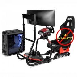 Cockpit Sparco SIM RIG II Sin Asiento