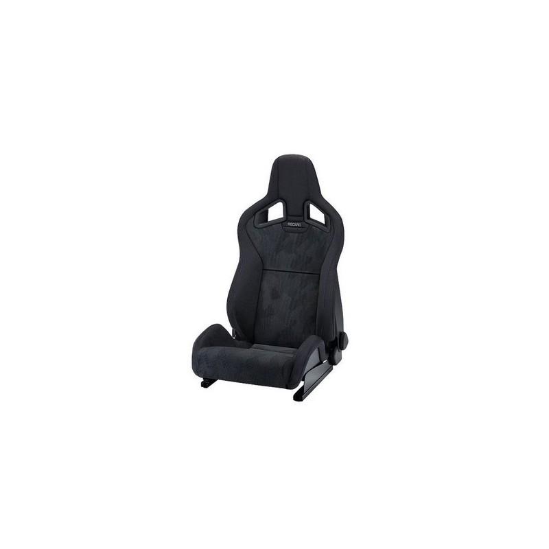 Asiento Recaro Sportster CS Copiloto Piel Artificial / Dinámica Negro