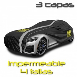 Funda Cubre Coches Exterior OMP Speed